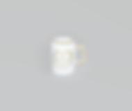 Canequinha Lisa | Ref.: 02-G | Medida: 5,5 cm altura