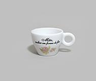 Xícara de Café sem Pires 75 ml | Ref.: 463 | Med.: 5 cm alt.