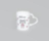 Canequinha Coração Redonda | Ref.: 448 | Medida: 7,0 cm. alt. x 5,7 cm. diâmetro