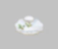 Cálice e Pratinho | Ref.: 469 | Med.: 9,5 cm (pires)