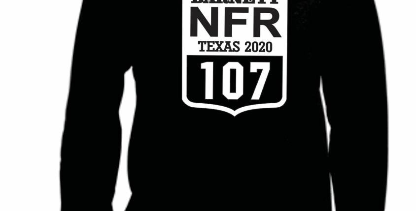 NFR Back Number Sweatshirt