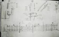 Entwürfe und Skizzen