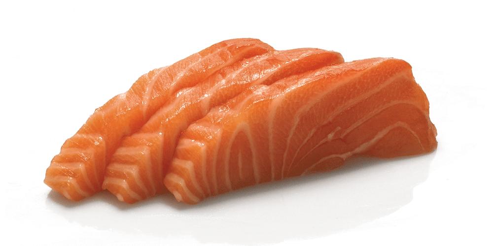 sashimi de poisson