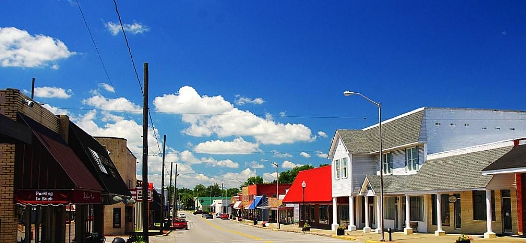 Main Street Russell Springs