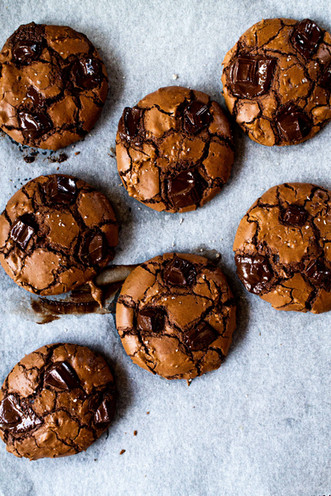 Cookies pour chocoholic