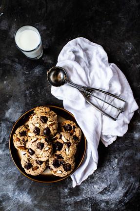 Cookies à l'okara