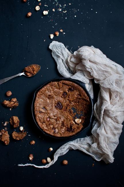 One-pan cookie