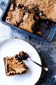Brownie aux noix de pécan