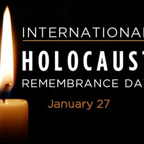 27. Januar Holocaust Gedenktag