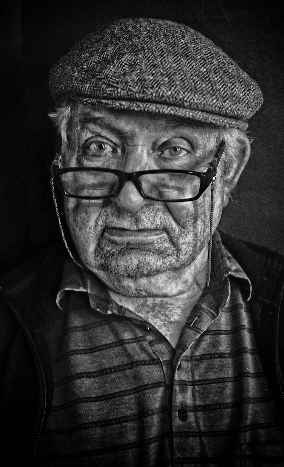 'Our John' by Jim Devlin (11 marks)  -  Strabane & District Camera Club