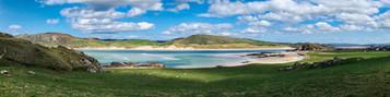'Trawberga bay' by J Devlin ( 10 marks )