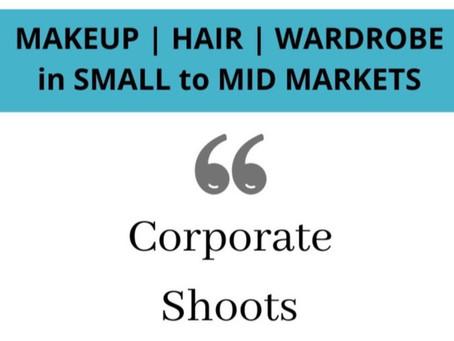 Top 10 Makeup & Hair Artist Priorities for Corporate Video Shoots!