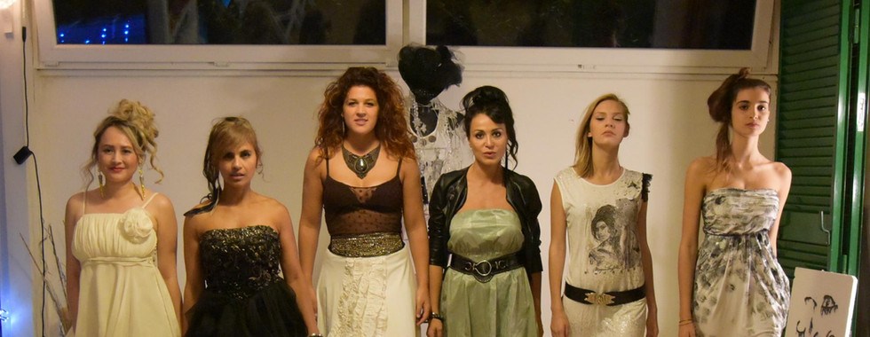 Italy trip / Fashion show