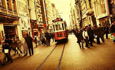 Taksim nightlife