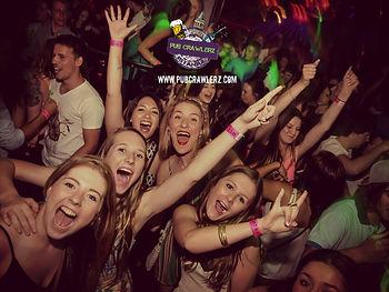 Ladies nightout istanbul