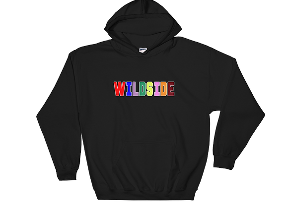 Multi-Color Wildside Hoodies