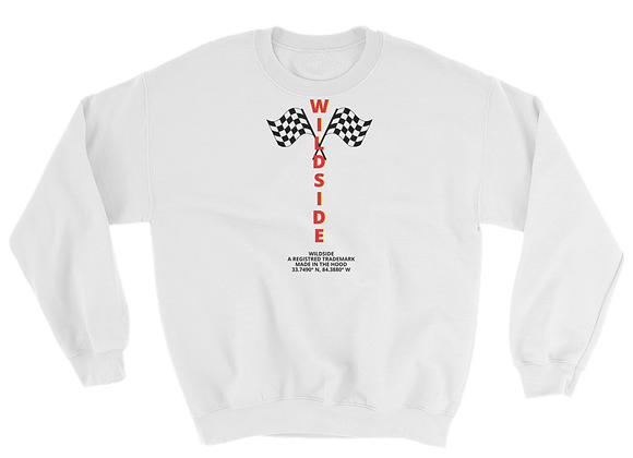 Wildside Racer Crewnecks