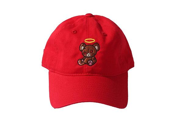 W I L D $ I D E (DAD-HAT) RED