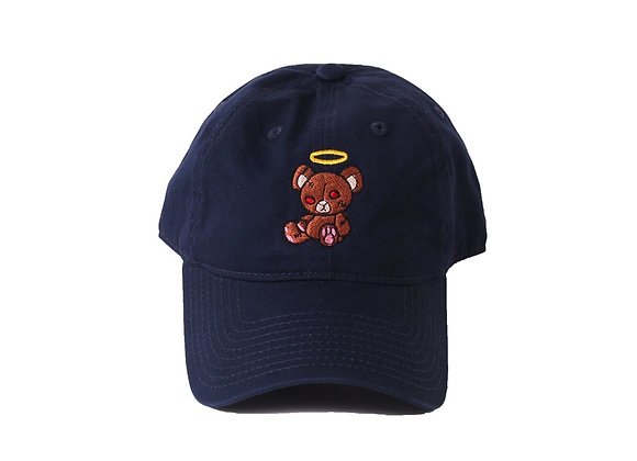 W I L D $ I D E (DAD-HAT) NAVY
