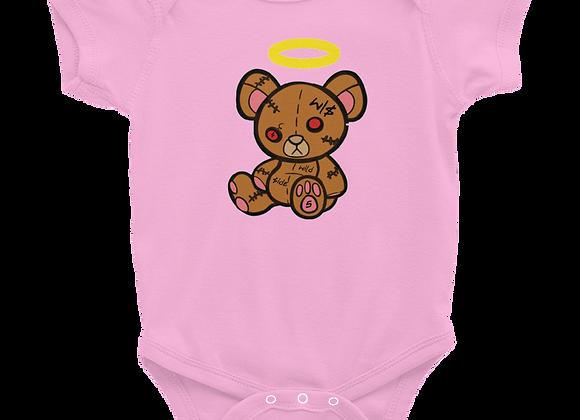 Wildside Pink Baby Onsie