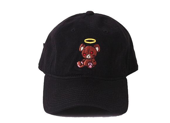 W I L D $ I D E (DAD-HAT) BLACK
