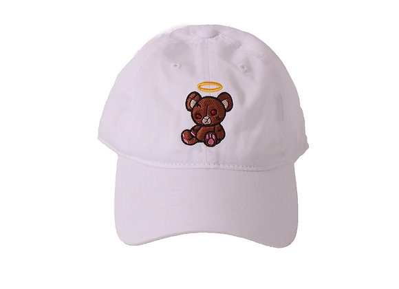 W I L D $ I D E (DAD-HAT) WHITE