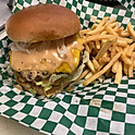 #2 Classic Cheese Burger