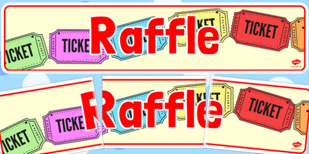 Mums, nans and carers raffle!