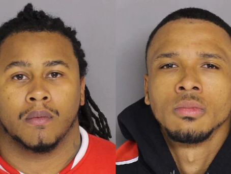 Brothers from Baltimore County are convicted of murder in 2018 Towson apartment double shooting