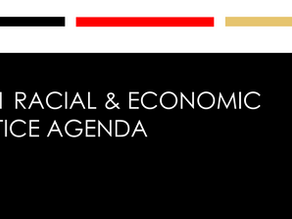 Racial + Economic Justice Agenda