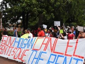 Maryland House Speaker Jones calls on Gov. Hogan to prevent evictions