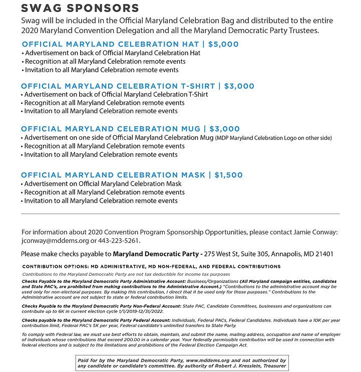2020MDPDNC_SponsorProgramAdvertisingSwag