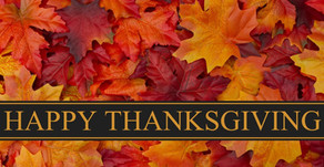 Thanksgiving Tips to Make Your Holiday Happy!