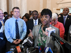 After divisive battle among Democrats, Maryland House elects Baltimore County Del. Adrienne Jones as