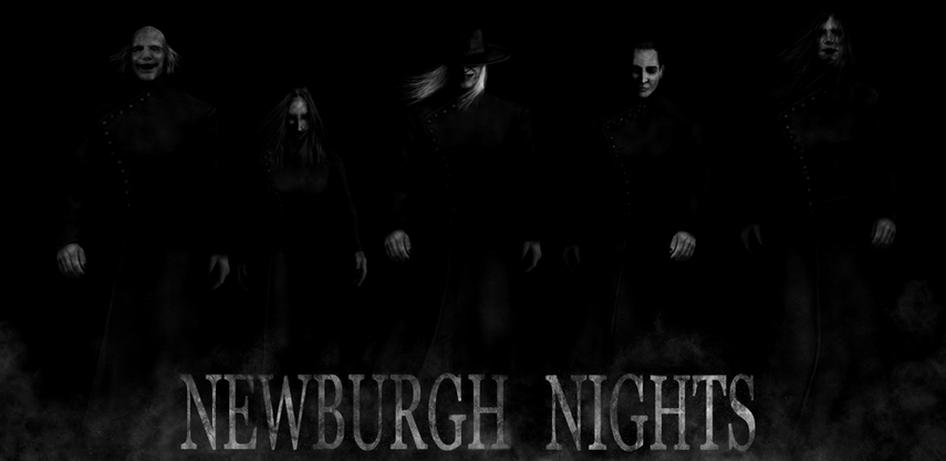 Newburgh Nights - The Black Coats