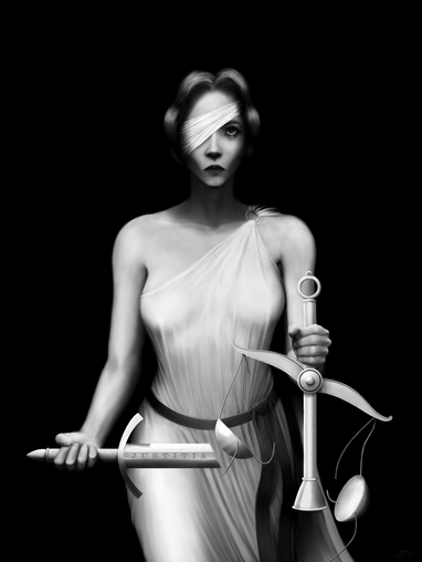 Justitia (Lady Justice)