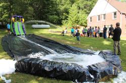 VBS water slide