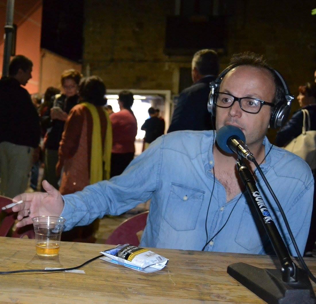 Intervista Radio Vulture Macchia