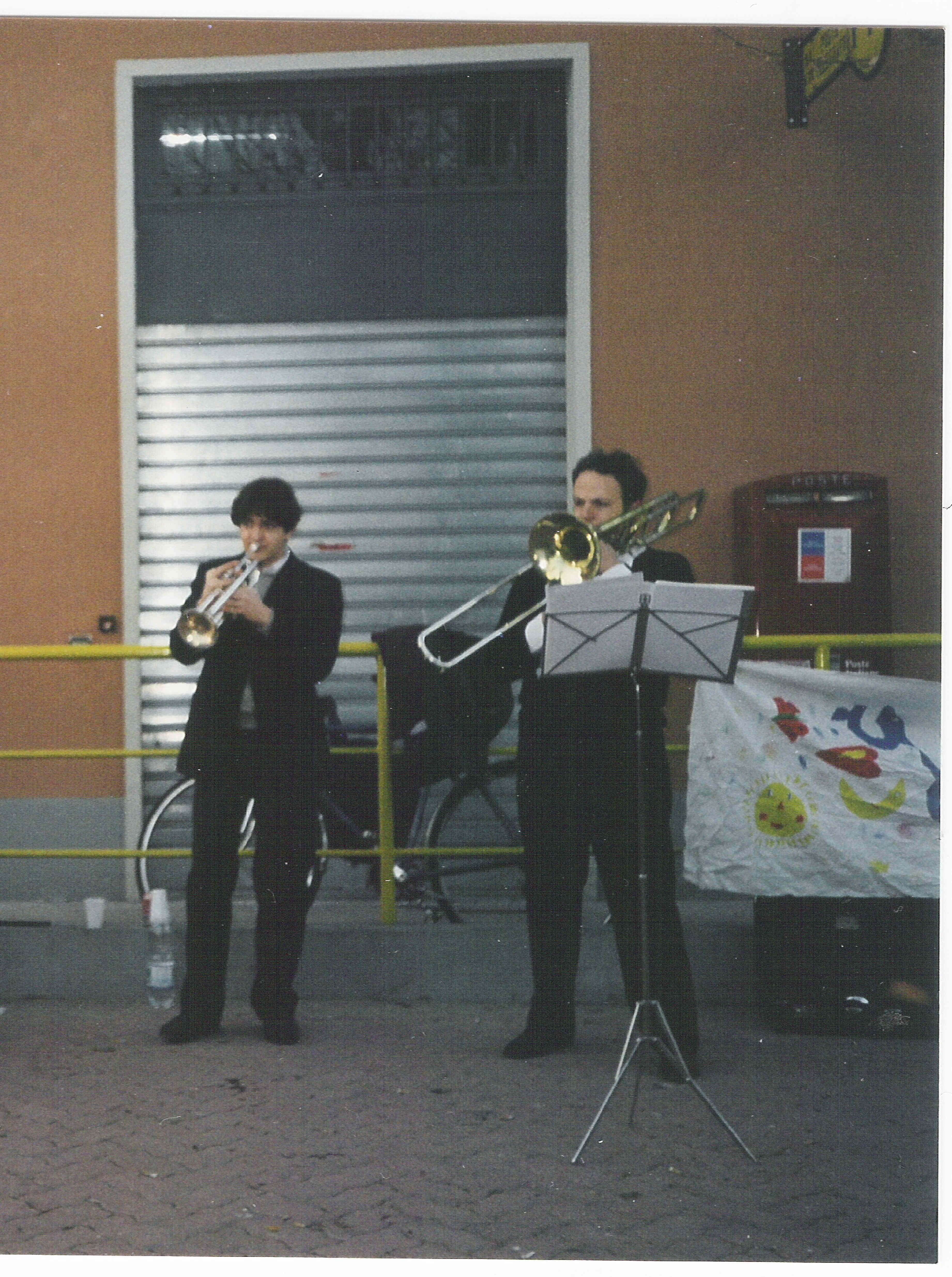Luciano Macchia e Raffaele Kohler