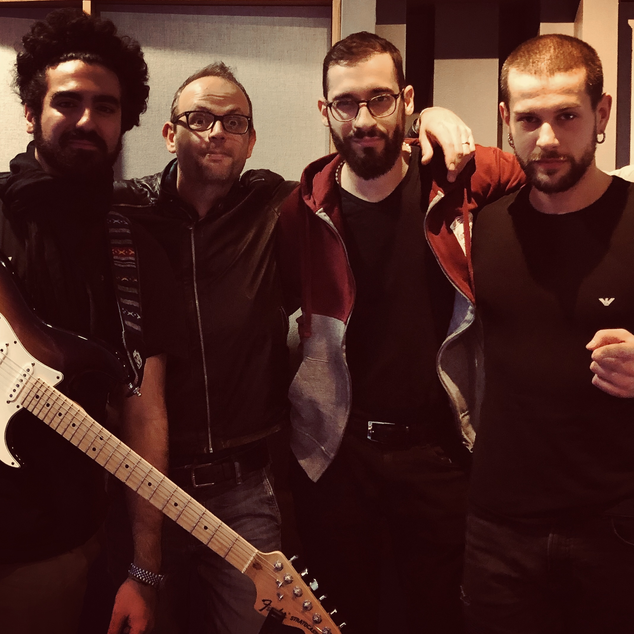 Luciano Macchia crooner band