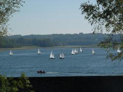 Waterside Manor Lake & Boats