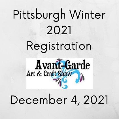Pittsburgh Winter Registration ($75.00+)