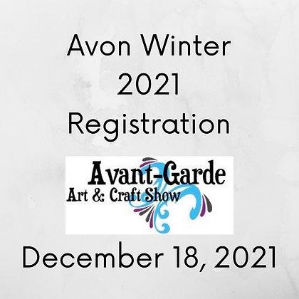 Avon Winter Registration ($80.00+)