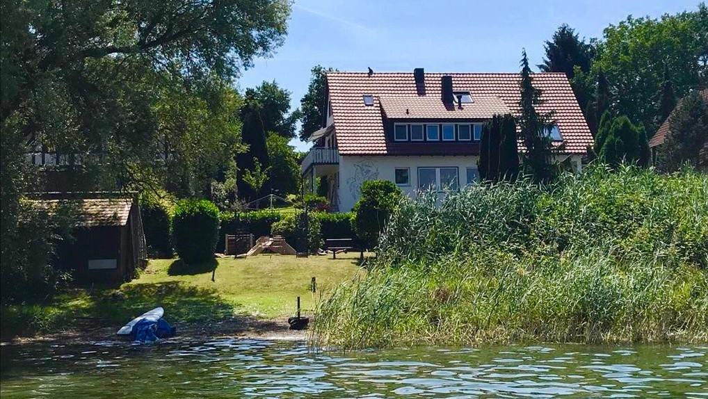 Haus Konrad auf der Insel Reichenau
