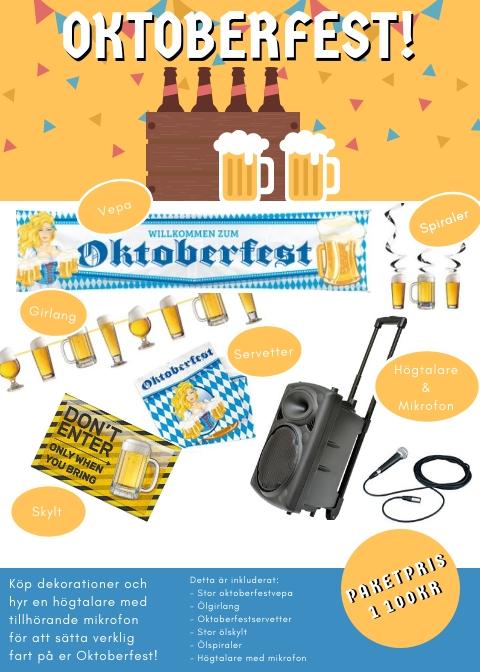 Oktoberfest Paket