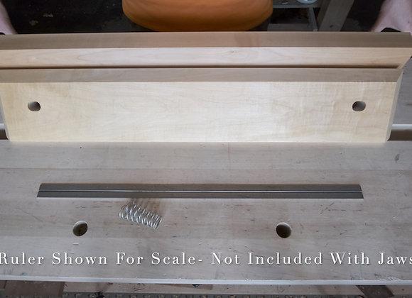 20-05 Silver Maple Moxon Jaw Set
