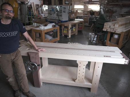 Brand New Workbench Seeking A Good Home