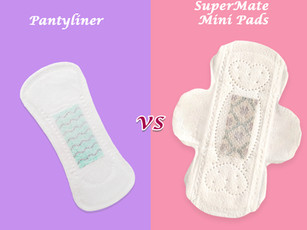 Panty-Liners vs Mini-Pads . What is the difference ?
