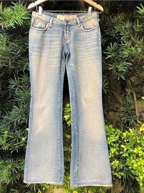 Calça jeans flare M. Officer