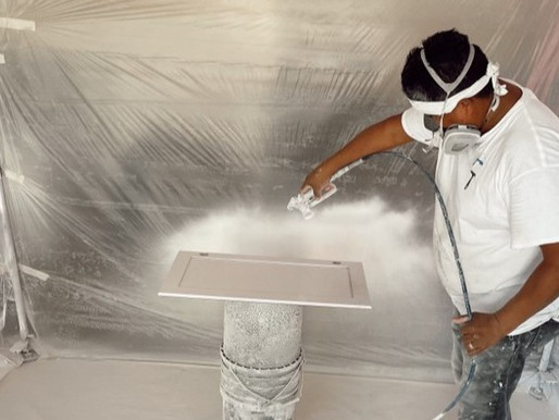 Our Proven Method for Painting Cabinets